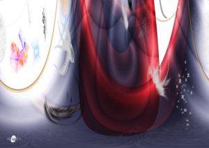 Peinture numérique Magie - Cartsandra B