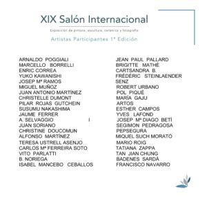 Esart Galerie XIX Salon International