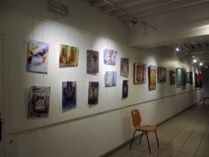 2018 Expo galerie Municipale Dax