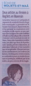 Article Sud-Ouest Expo Moliets