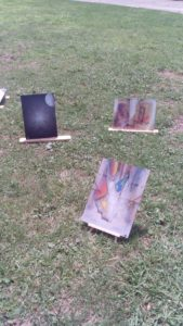 Expostion Artistes en ville