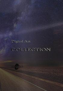 Couverture livre Digital Art collection